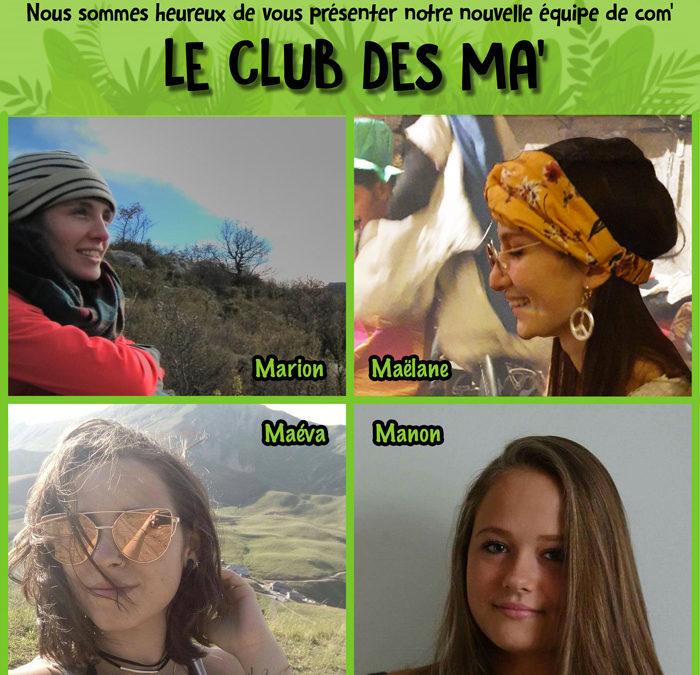 Le club des Ma